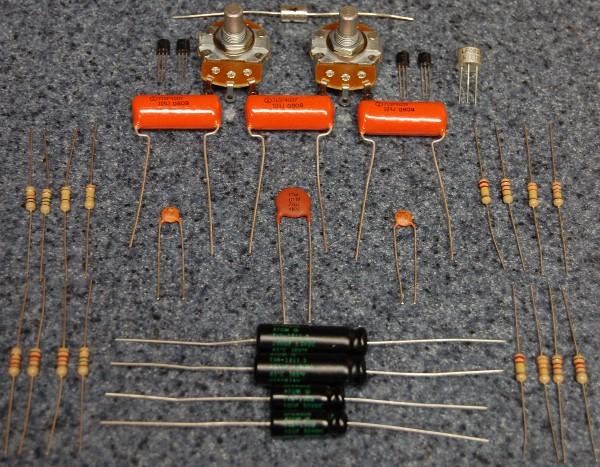 Tonewheel General Hospital Leslie Speaker Parts Kits Hammond – Leslie Speaker Wiring Diagram